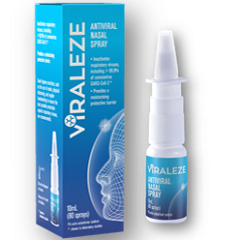 VIRALEZE COVID-19 nasal spray study to commence in January